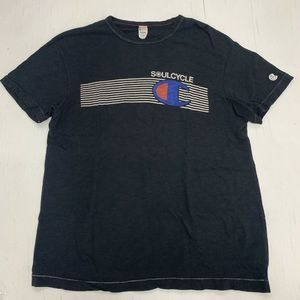 Champion Todd Snyder Soulcycle Canada T Shirt  L